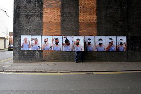 4_-_Head_Paintings-_flyposted_in_Heath_Mill_Lane-_Birmingham_with_Bill_Drummond__2014_ref_P4983